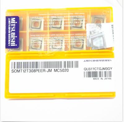 SOMT12T308PEER-JM F7030 MITSUBISHI Carbide inserts ***10 pcs***