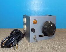 General Radio Type W5l Variac Variable Ac Transformer 0 115v 85 Amps Free Ship