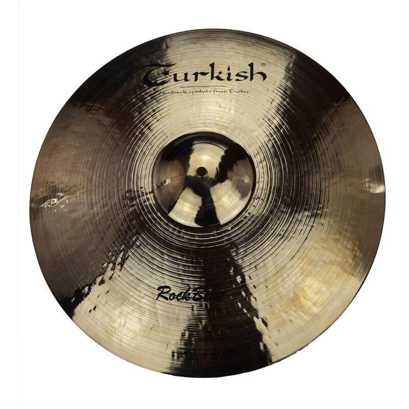 TURKISH CYMBALS Becken 20  Ride Rock Beat bekken cymbale cymbal 2729g