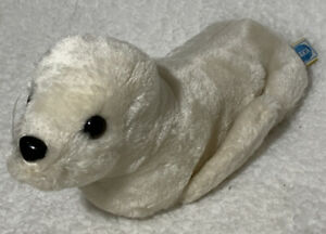 s* Large Seal Hand Puppet, Hand Puppet, Giant Hand Puppet Seal ?, Animal Large Puppet, Vintage Stuffed Animal, Vintage Toys, :