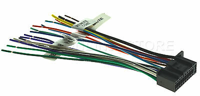 USA FREE FAST SHIPPING* 22PIN WIRE HARNESS FOR JVC KWM730BT KW-M730BT *