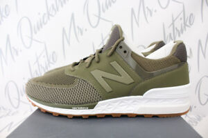 Sport Sz Balance New Green 5 574 10 White Olive 574s Foam Fresh qfEFUOF