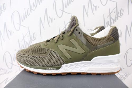 Foam Green 574s New Ms574emoeac5d28c1f1511d513db14f24eb56870 574 Fresh White Sz Balance Sport 12 Olive AL5Rj4