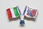 縮圖 10 - PIN'S Insignia FIFA WORLD CUP 1994 Estados Unidos MUNDIAL USA Banderas Futbol