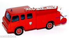 SOLIDO camion de pompier BERLIET 770 KE CAMIVA fourgon 1er secours toner gam new