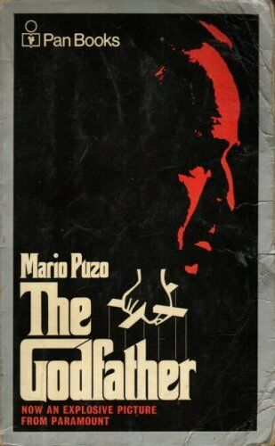 1 of 1 - The Godfather by Puzo, Mario 0330024574 The Cheap Fast Free Post