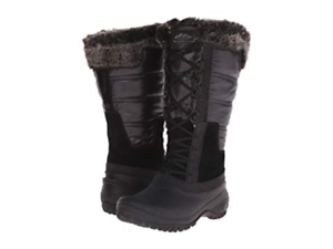 5ad2340c1 Details about New in Box The North Face Womens Shellista II 2 Tall Winter  Boots TNF Black