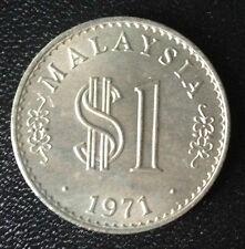 Malaysia Parliament coins 20,50sen and $1 coin-set  high grade! lustre??