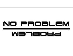 Problem-No-Problem-Roll-Over-Window-Sticker-Vinyl-Decal-Glass-Car-Jeep-Truck