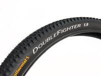 Continental Double Fighter III - Mountain Bike Tyre Rigid  - 26 x 1.9