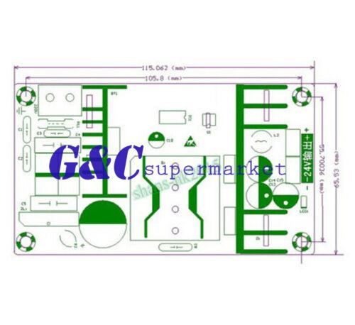 AC 100-240V to DC 24V 9A Power Supply AC-DC switch Power Supply module
