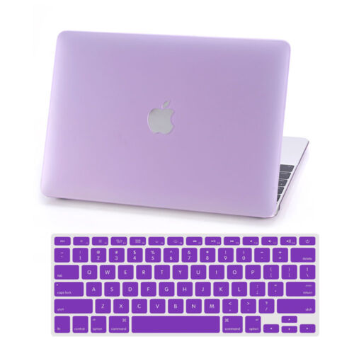 "Rubberized Painted Hard Laptop Case Cover for 2016 Macbook Pro 13/""15/""Touch Bar"