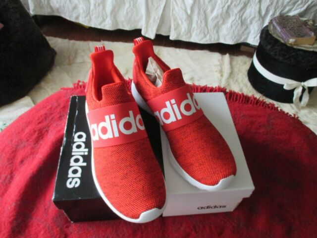 Size 9 - adidas Cloudfoam Racer Lite Red