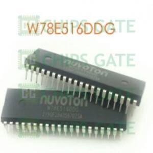 1PCS-W78E516DDG-DIP