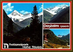 Postalm-im-Obersulzbachtal-Ansichtskarte-gelaufen