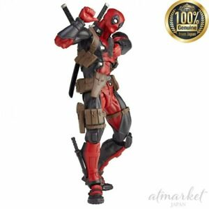 Dead-Pool-Figure-figurecomplex-AMAZING-YAMAGUCHI-about-160mm-from-JAPAN