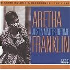 Aretha Franklin - Just a Matter of Time (Classic Columbia Recordings 1961-1965, 2009)