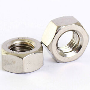 A2-STAINLESS-STEEL-FINE-PITCH-HEXAGON-FULL-NUTS-HEX-NUT-DIN-934-M8-M10-M12