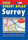 Philip's Street Atlas Surrey by Octopus Publishing Group (Hardback, 2003)