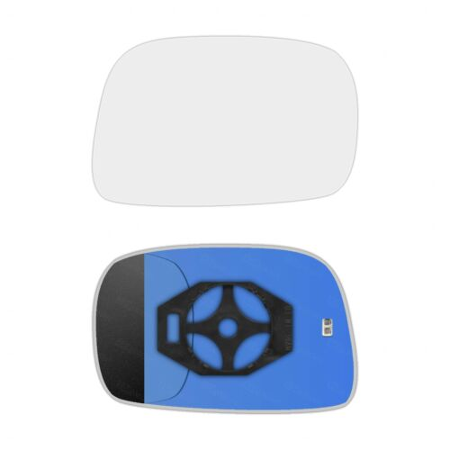 Cristal espejo derecho asférico calentado para Opel Agila A 2000-2007