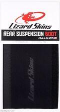 "Lizard Skins Rear Shock MTB Suspension Boot Seal Protection/Wear 6 1/2"" Black"
