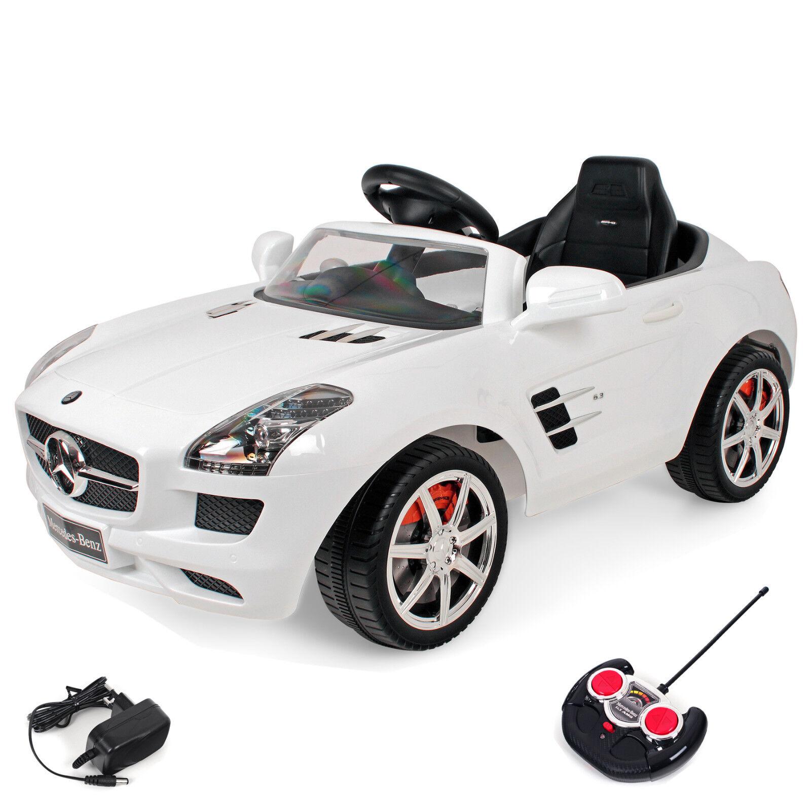 Kinderauto Mercedes SLS Elektroauto Auto Kinderfahrzeug Kinder Auto Elektroauto Spielzeug 681-R 0da72c