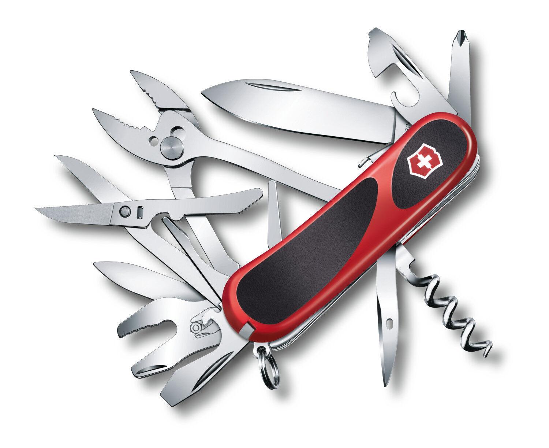 Messer Schweiz Victorinox Evogrip Security 557 S557 22 Werkzeuge 2.5223.sc