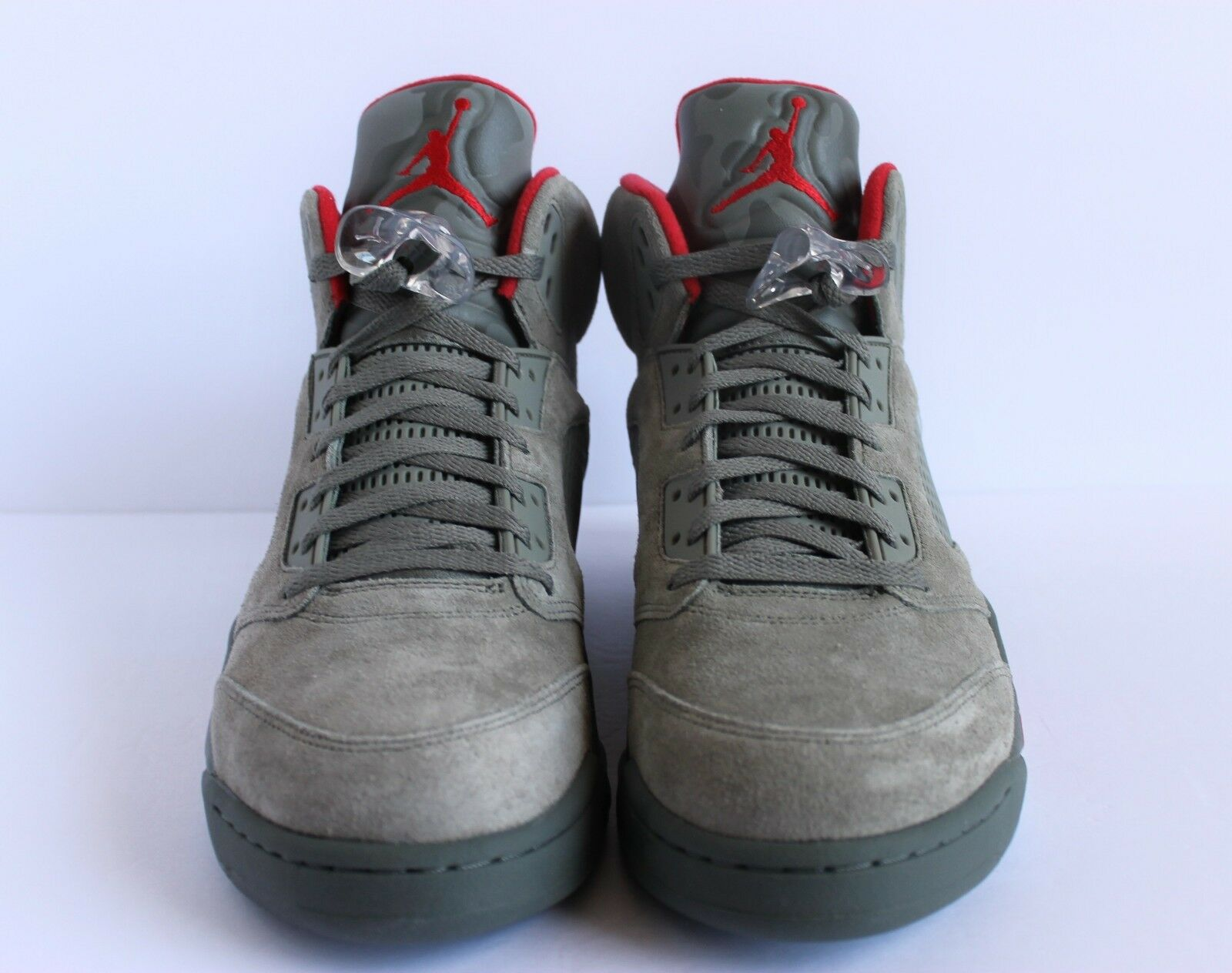 NIKE AIR JORDAN 5 RETRO CAMO DARK SZ STUCCO-UNIVERSITY RED SZ DARK 13 [136027-051] 77f75d