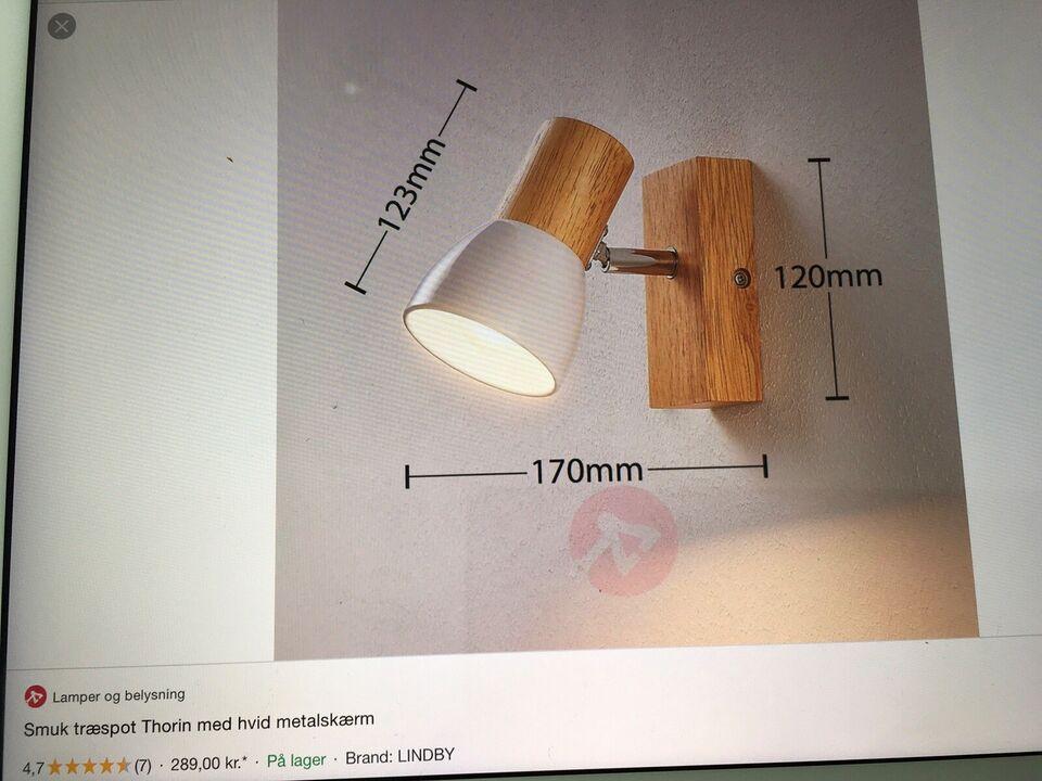 Væglampe, Thorin fra lampenwelt
