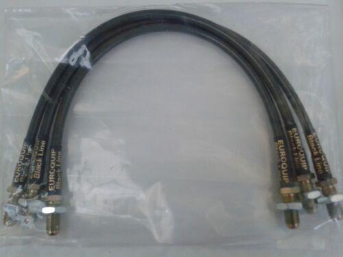 Ford Capri MK2 and MK3 braided brake hose line kit