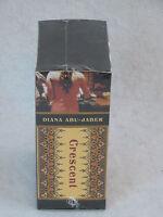 Diana Abu-jaber Crescent 6 Audio Cassettes Box Set Highbridge 2003 Sealed