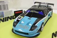Ninco 50533 Ford Gt 23,500 Rpm High Performance Pro Lightning 1/32 Slot Car