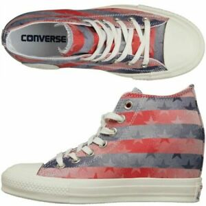 all star converse lux mid