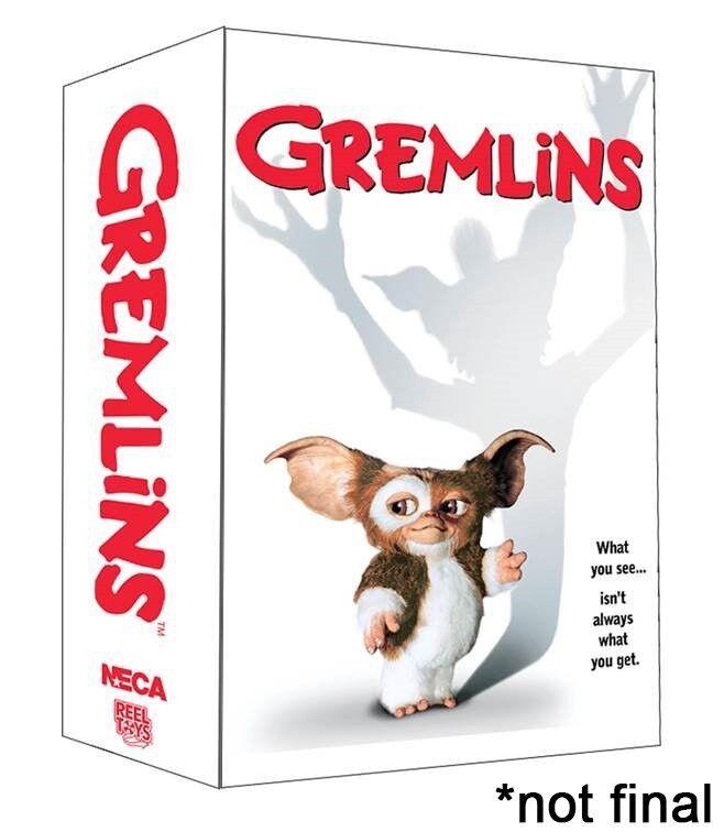 Gizmo Mogwai Gremlins 7  Ultimate Action Action Action Figur Neca 55d70b