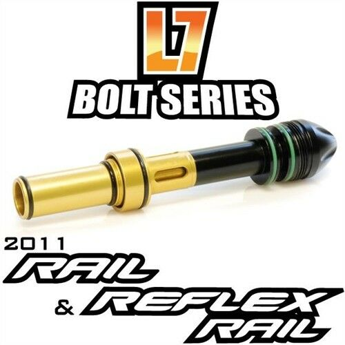 TechT Paintball L7 Upgrade Bolt System - 2011 PMR Reflex [A6]