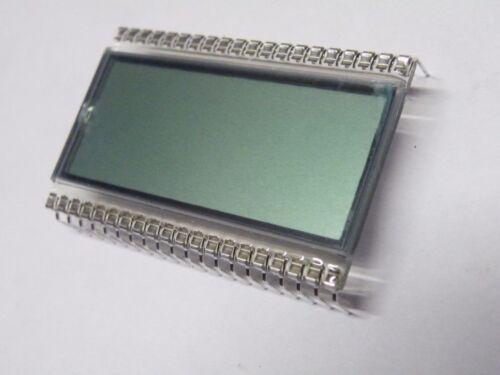 3.5 Dig 12.7 mm VARITRONIX  VI302-DPRC  7 Segment LCD Display Reflective EV12