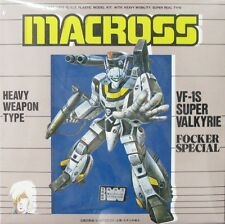 ARII 1:170 Macross Heavy Weapon Type VF-1S Super Valkyrie Focker Special Plastic