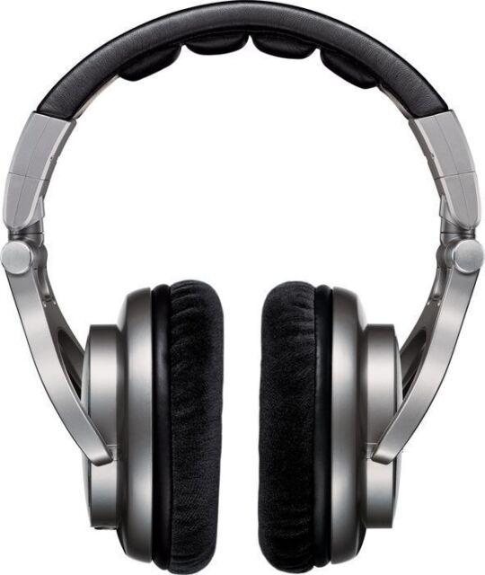 Shure SRH940 Headphones AUTHORIZED DEALER - 2 YEAR Warranty