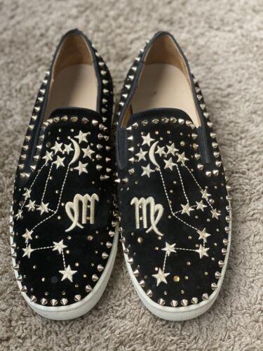 christian louboutin men's shoes 44