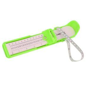 Kinder Baby Fuß Vermesser Kinderschuh-Aufziehvorrichtung Toddler Messer