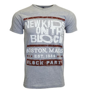 NEW-KIDS-ON-THE-BLOCK-PARTY-MEN-GRAY-T-SHIRT