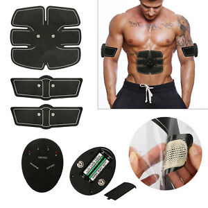 Smart-ABS-Stimulateur-Training-Fitness-Gear-Musculaire-Abdominale-Tonifiant-Ceinture-Formateur