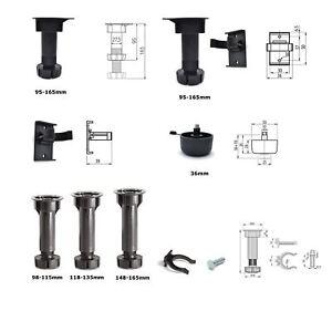 Plastic Feet Legs Cupboard Cabinets Kitchen Furniture Sets