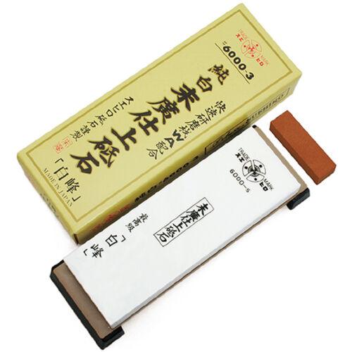 Suehiro Stone; House Sharpener; Finishing Whetstone Series; 6003 #6000