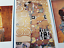 Stunning-Set-of-3-NEW-Gustav-Klimt-Art-Nouveau-Art-Paintings-Postcards-90M thumbnail 2