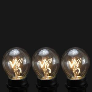 Image Is Loading 25 Pack S11 Outdoor Patio Globe Replacement Bulbs