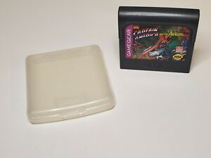 Captain America and The Avengers (Sega Game Gear, 1993) w/ Clear Case