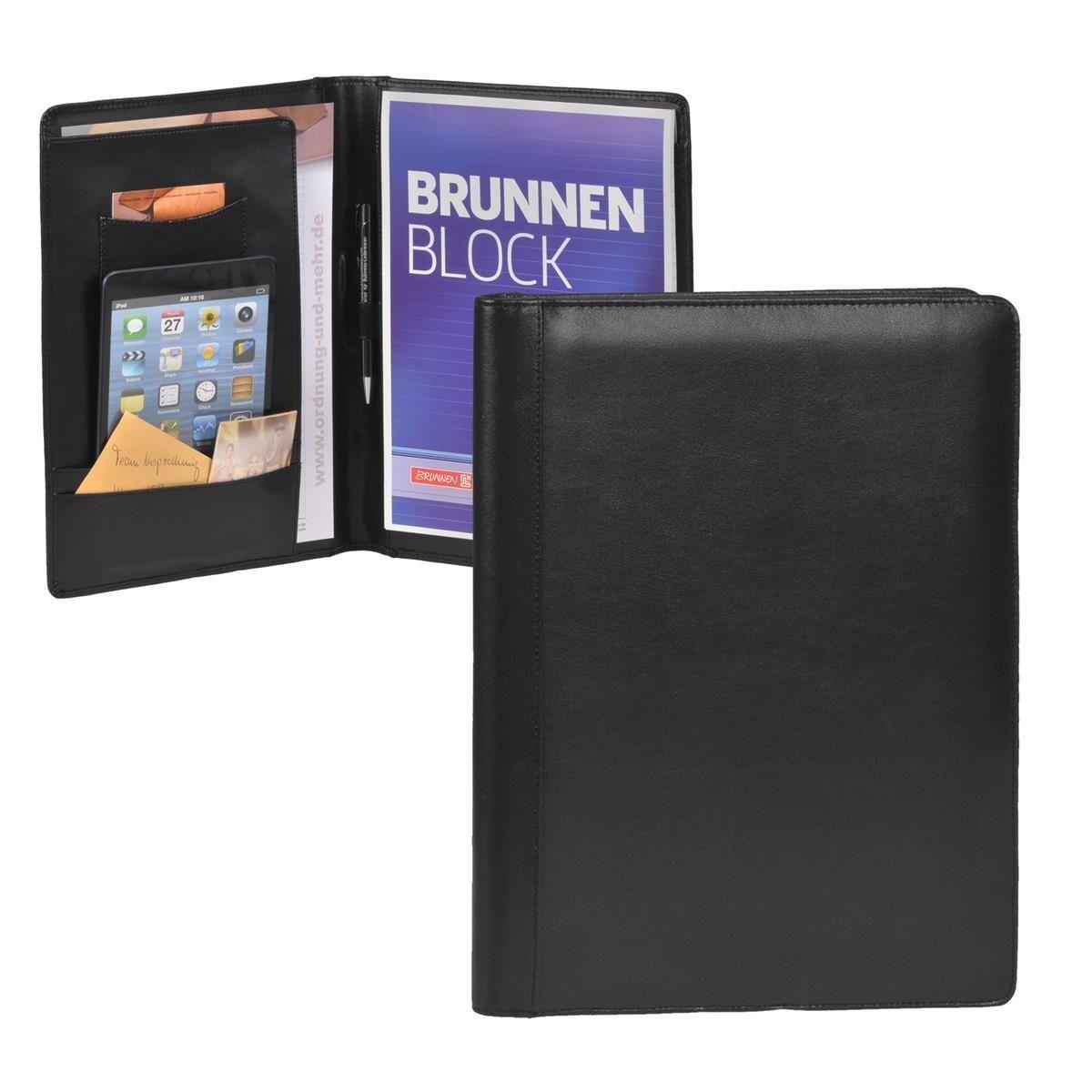 Esquire Schreibmappe Leder A4 Konferenzmappe Tagungsmappe BUSINESS Neu | Einzigartig  | Glücklicher Startpunkt  | Deutschland Shops