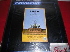 Pimsleur German II (Level 2) 16 audio cd comprehensive course set