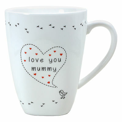 Spaceform Love you Mummy Luxury Christmas Gift Boxed Mug Gift Ideas Her 1861